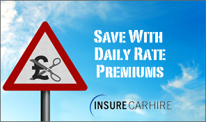 Accident Management Daily Rate Premium Image