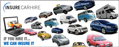 Rental Vehicle Insurance - All Car Types Image